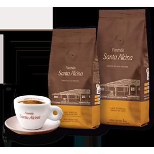 Café Fazenda Santa Alcina